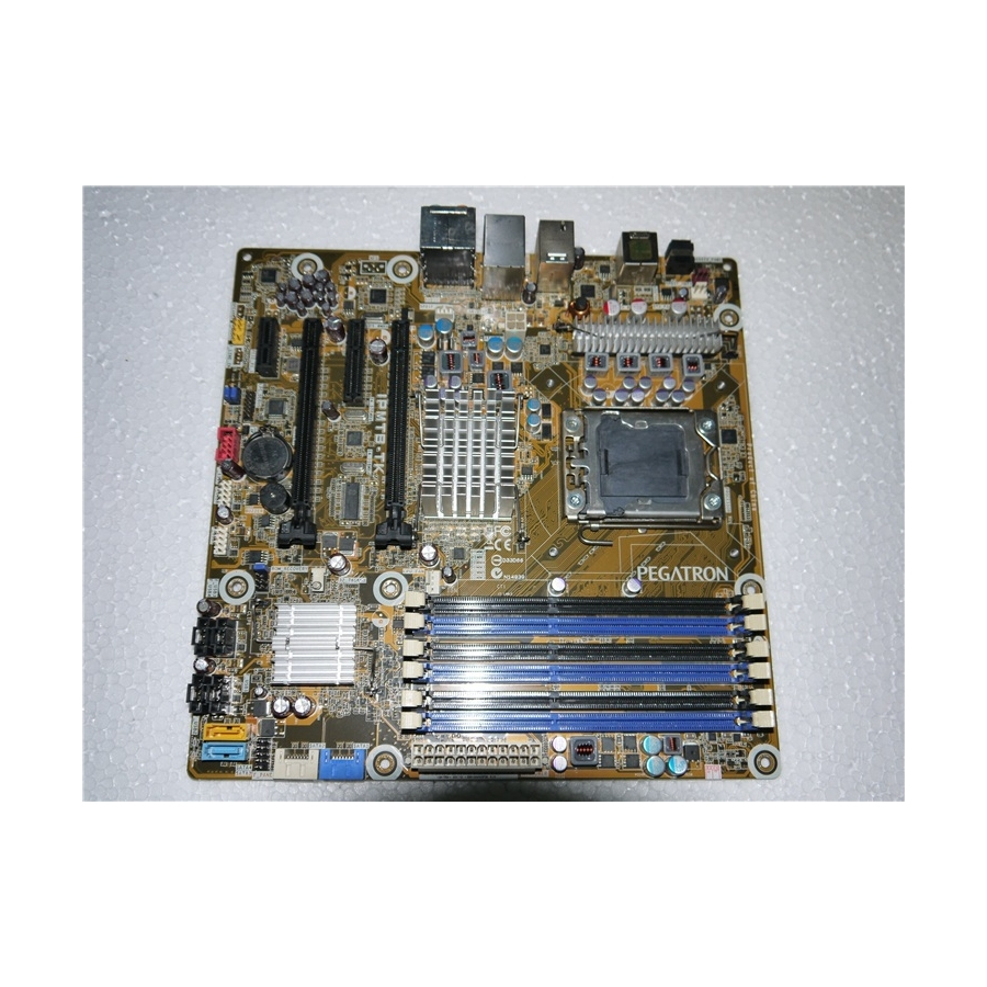 Original For HP H8-1190JP IPMTB-TK Intel X58 LGA1366 Motherboard 612503-002 594415-001