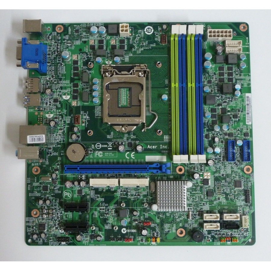 Original For Acer MS-7829 Intel B85 LGA1150 ATX Motherboard