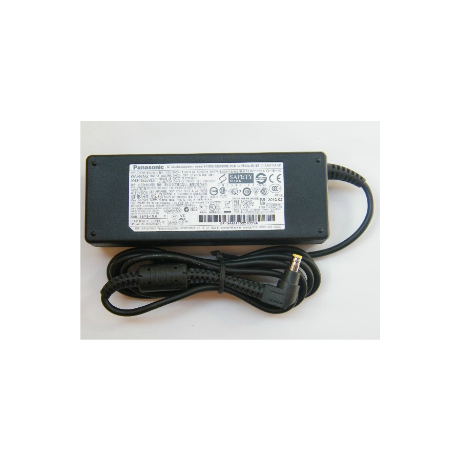 Original New 110W For Panasonic Toughbook CF-53E CF-D1 AC Adapter Charger + Free Cord