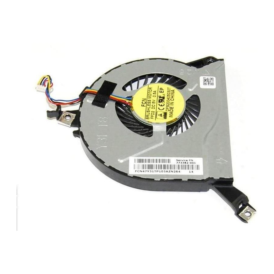 Original New For HP ENVY 15-k Series Cpu Fan 773384-001 773382-001