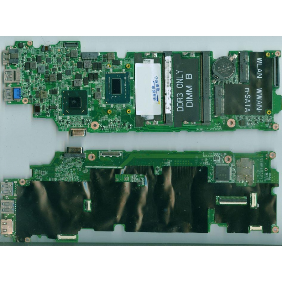 Original For Dell Vostro 3360 V3360 integrated CPU I3-3217U Motherboard 287RF 0287RF