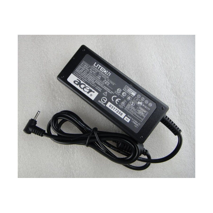 Original 19V 2.37A 45W AC Adapter For Acer Switch 12 SW5-271-604B Ultrabooks