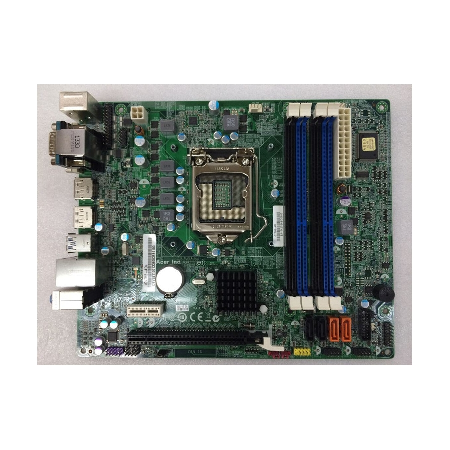 Original For Acer Veriton X6620G Intel Q77 LGA1155 Desktop Motherboard