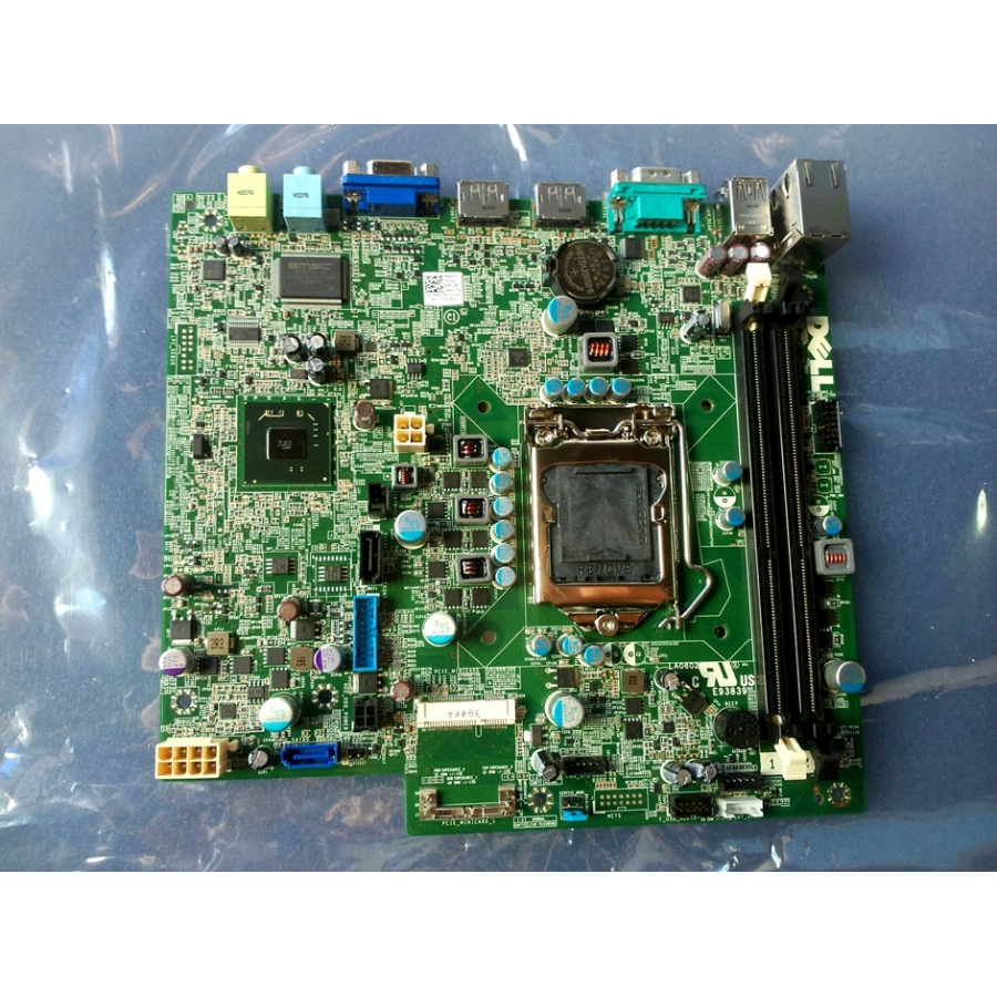 Intel H77 Motherboard For Dell Optiplex 7010 USFF DXYK6 MN1TX