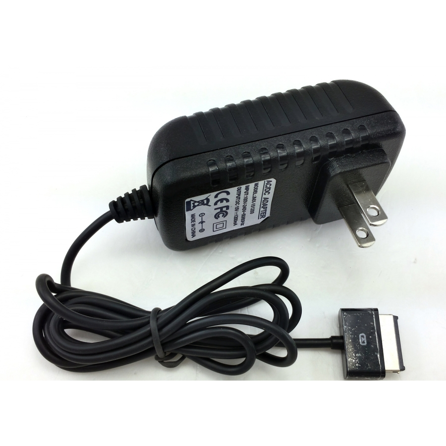 Original For Asus 18W Cord/Charger Eee Pad Transformer TF300T-A1-BL Tablet