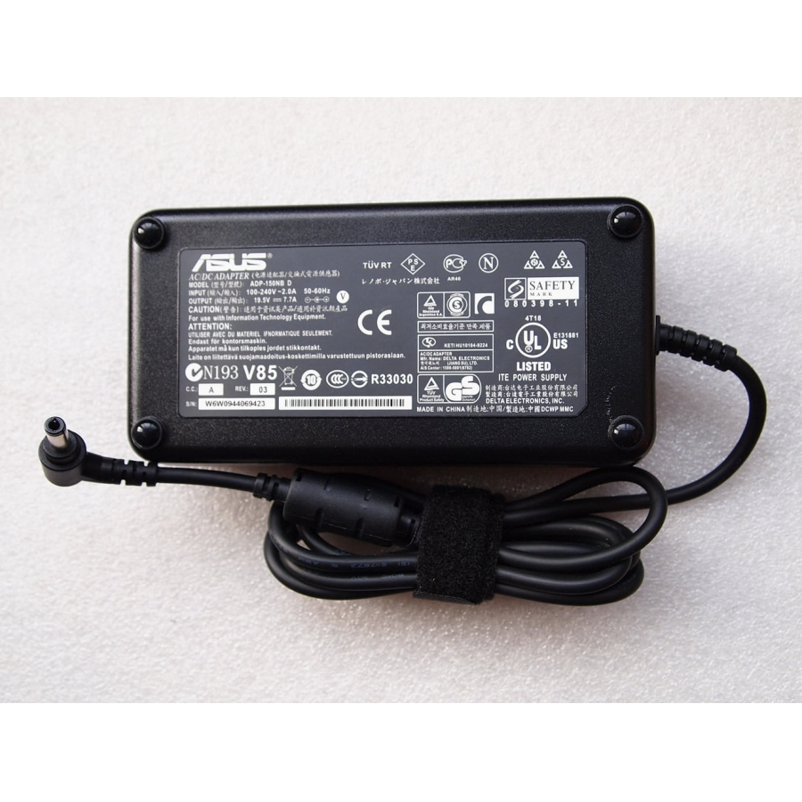 Original Asus 150W AC Adapter for MSI GS70 2PE Stealth Pro/GTX870M
