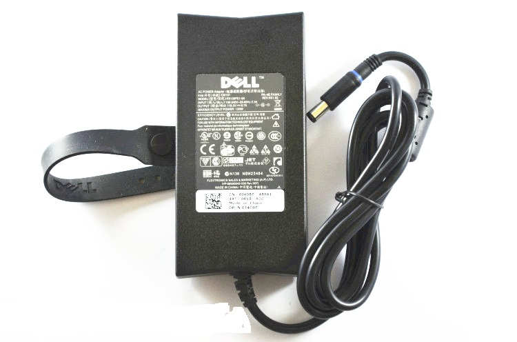 Original Slim 130W AC Adapter Charger For Dell Inspiron 15 7000 7559 i5-6300HQ