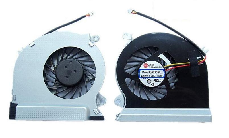 Original New original MSI GE70 MS-1756 MS-1757 Cpu Cooling Fan
