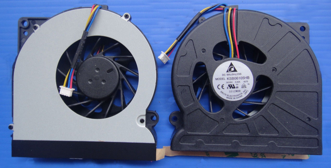 Original New Asus K72JB K72JK K72Jr K72JT K72JU Cpu cooling Fan