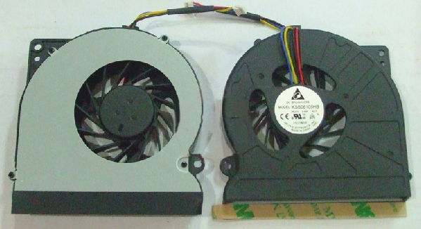 Original New Asus N61 N61J N61JV N61JQ Cpu cooling Fan