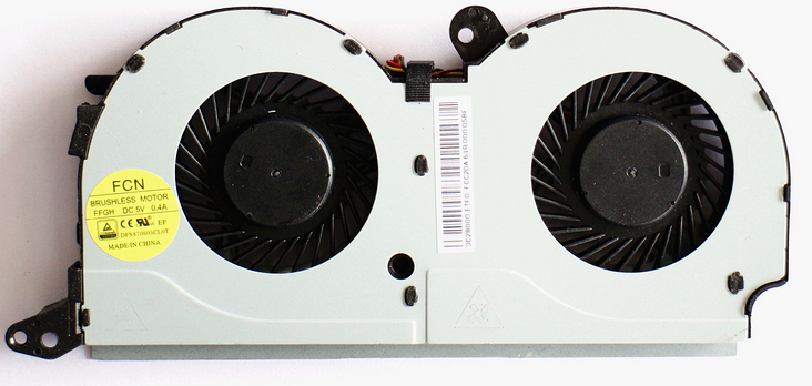 Original New Lenovo Y40 Y40-70AT Y40-70AM Y40-70A Y40-80 Cpu cooling Fan