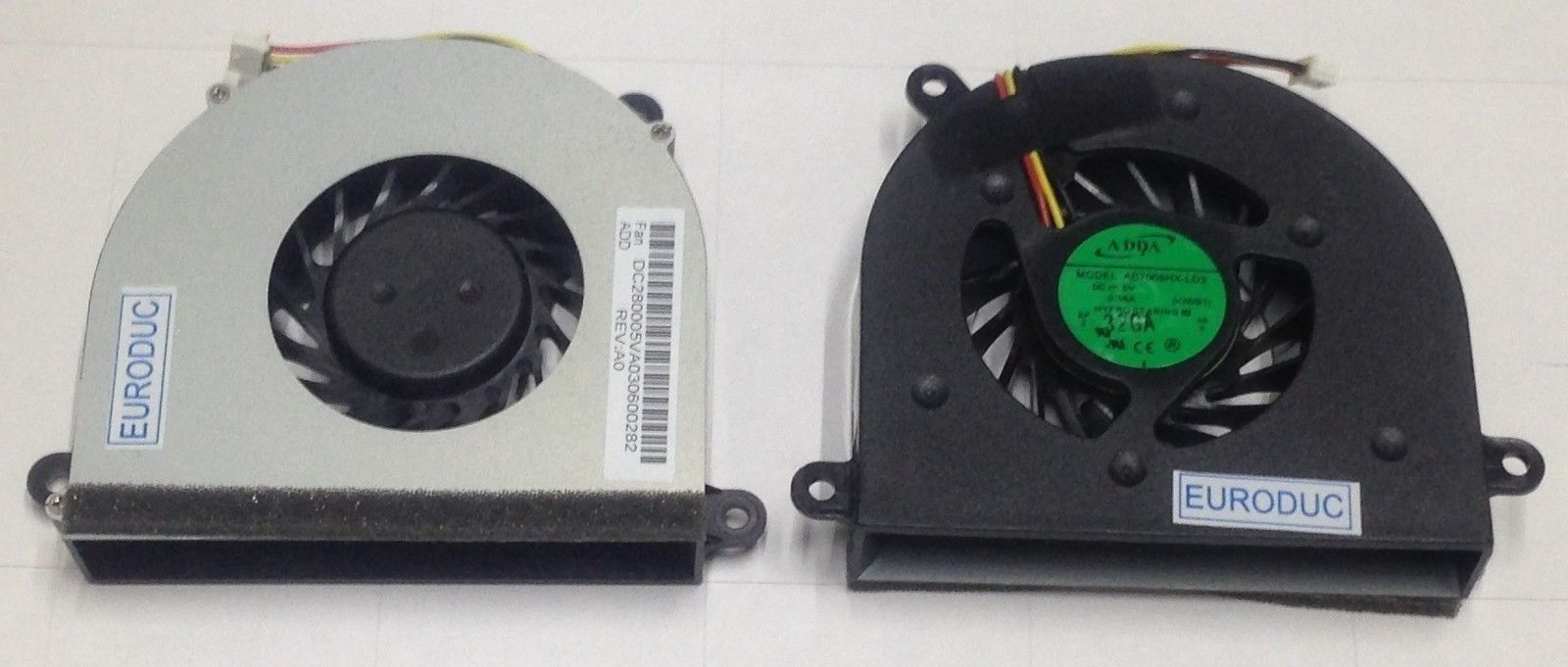Original New Lenovo IdeaPad Y550 Y550P Y550M Y550A Cpu cooling Fan