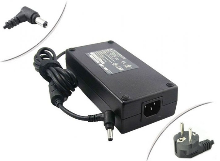 Original New 180W 9.23A AC Adapter For Clevo X611,P150SM-A,P157SM-A Gaming Laptop